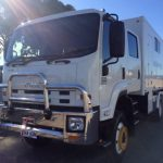 Pantech Truck by North East Engineering 05