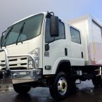 Pantech Truck by North East Engineering 06