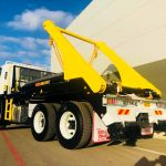 Skip Loader Truck by North East Engineering 01