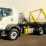 Skip Loader Truck by North East Engineering 02