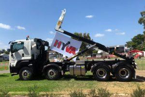 hyva hydraulics truck